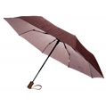 (Coffee) Raindrop Design Umbrella (Automatic)