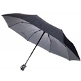 (Gray) Raindrop Design Umbrella (Automatic)
