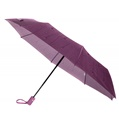 (Purple) Raindrop Design Umbrella (Automatic)