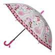 Pink Princess Kid Umbrella