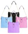 Serena Buckle Tote Bags