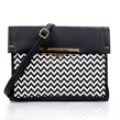 (Black) Izzy Crossbody Purse