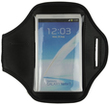 Black  Workout Armband With Key Slot