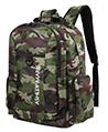 Ashley Marie  Camouflage Laptop Backpack