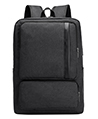 16 Inch Cerco Laptop Backpack Black