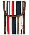 Red Rainbow Cane Series Carrying Case