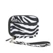 (Black & White Zebra Design) Soft Mini Glove Ser