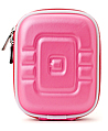 Metallic Pink Eva Carrying case