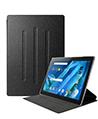 Portfolio Book Style Case for Lenovo Tab 4 Plus