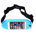 (Aqua) Sports Running Belt Fanny P