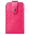 (Magenta) Vertical Wallet Holster