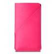 (Pink) Slim Fit Wallet Pouch Holde
