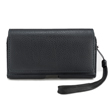 Black Dual Wallet Holster Carrying Case (L)