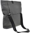 (Gray) Commuter Canvas Laptop Bag