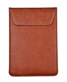 (Brown) Slim Fit Tablet Pouch for