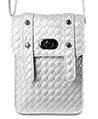 (Silver) Braid Woven Design Carryi
