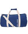 Ashley Marie Canvas Sport Travel Duffel Gym Bag