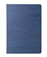 (Navy Blue) Vintage Grain Portfolio Case for iPa