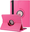 (Magenta) Rotating Portfolio Case for iPad Pro 1