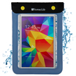 (Blue) Waterproof Pouch for Tablet (8)