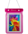 (Pink) Waterproof Pouch for Tablet (8)