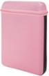 (Pink) iCAP Slim Cube Shell Carryi