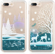 (Winter) Sparkling Waterfall Case