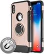 (Rose Gold) Sports Hybrid Stand Ca