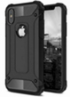 (Black) Dual Hybrid Armor Case for