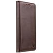 Gentleman Wallet Phone Case For iPhone XR (Brown