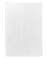 White Rotatable Leather case for iPad Air