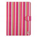 VanGoddy Choctaw Pink Stripe Portfolio Case for