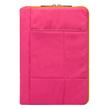 Pink Orange Pillow Case