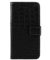 Crocodile Wallet Case for Apple® iPhone