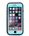 (Blue) Waterproof Hard Shell Case