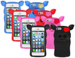 Designed Silicone Skin for Apple iphone 5th Gene