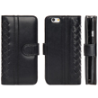 Weave Design Wallet Stand Case for iPhone® 6 / 6