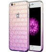 Diamond Crystal TPU Skin Case for iPhon