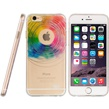 Watercolor Prints TPU Skin Case for iPh