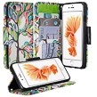 (Colorful Tree) Design Wallet Stan