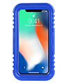 Hard Waterproof Case for iPhone X, Blue
