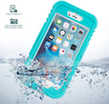 Hard Waterproof Case for iPhone X,