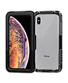 Waterproof Case for iPhone Xs Max, Black