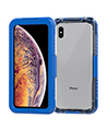 Waterproof Case for iPhone Xs Max, Blue