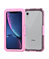 Waterproof Case for iPhone XR, Pink