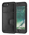 Kona Cellphone Wallet Case for iPhone 8 Plus, 7