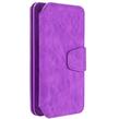 Purple Urban Flip Wallet Case for iPhone Xs Max