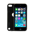 Black VanGoddy iPod Touch 5 Dual Layer Case