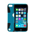 Sea Blue VanGoddy iPod Touch 5 Dual Layer Case