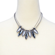 Droplet Necklace (Gray)